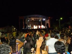 Notti magiche sull'isola di Maio
