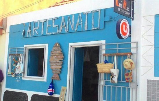 Artesanato e serviços turistico